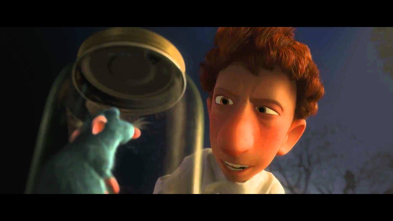 Ratatouille | Trailer Deutsch / German (HD)
