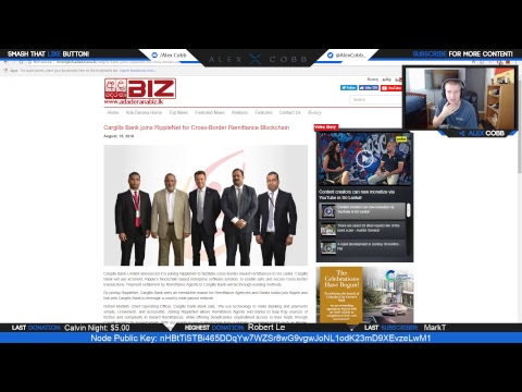 New Bank Joins Ripplenet. David Schwartz Statement. Ripple Targeting China.