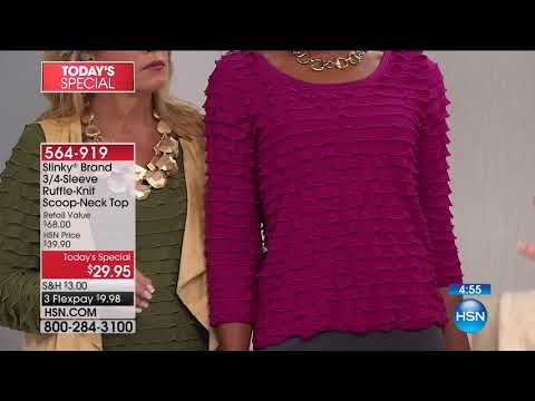 HSN | Fashion & Accessories End of Season Clearance 09.05.2017 - 04 PM