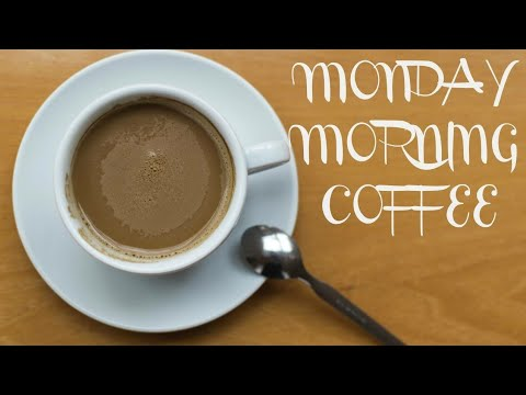 Monday Coffee Chat..Need It!