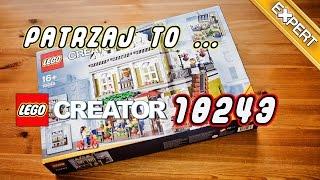 10243 Lego Creator Paryska Restauracja