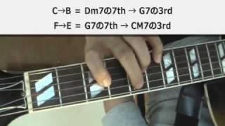 プレイヤー目線のジャズ・ギター講座「ガイド・トーン」