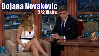 Bojana Novakovic - Gets Genuinely Mad At Craig - 2/2 Appearances In Chron. Order [1080]