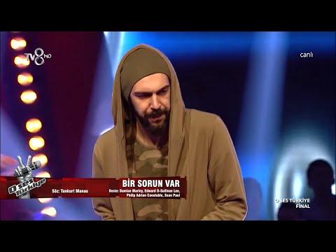 Tankurt Manas - Bir Sorun Var (O Ses Türkiye Final Performansı) - [HD]