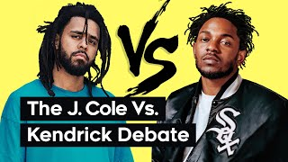 The J. Cole Vs Kendrick Lamar Debate