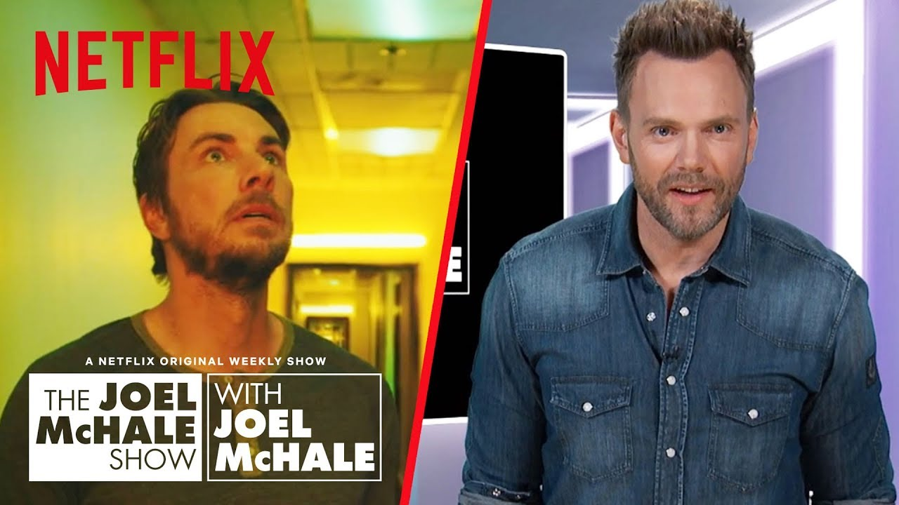 Download World's Most Fight Filled Hallway   The Joel Mchale Show   Netflix