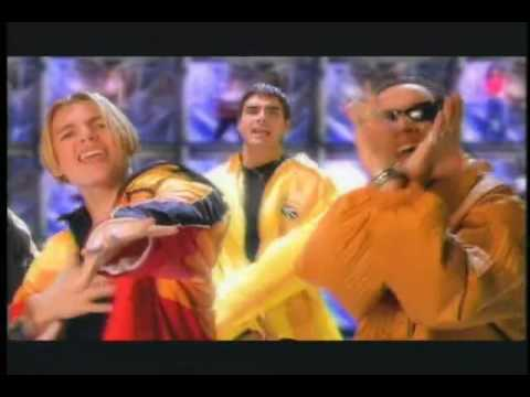 Backstreet Boys Get Down Short Music