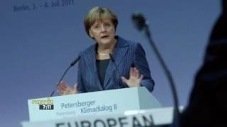 Angela Merkel – New Leader of the Free World?