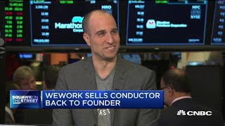 WeWork sells Conductor back to co-founder Seth Besmertnik