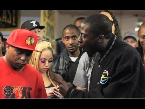 AHAT | $500 Rap Battle | Danny Myers vs Rachit | Los Angeles vs New Jersey