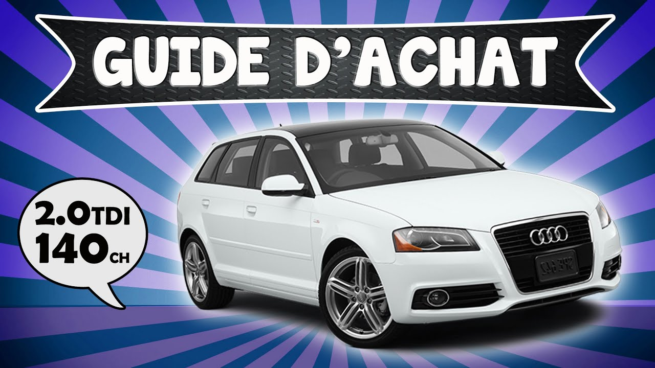 Download L' Audi A3 2.0 TDI 140ch   Une Allemande au Top !!!