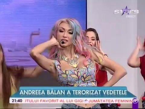 Andreea Balan Zizi @ Rai da Buni 6.04.16
