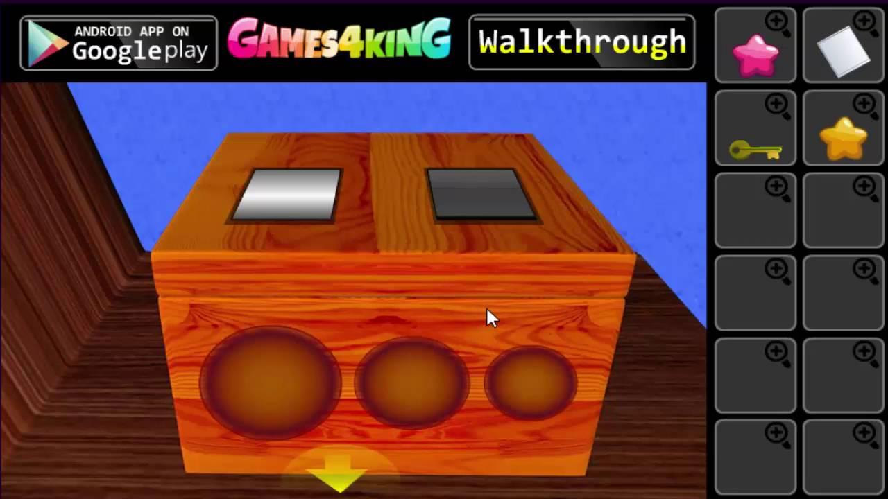 G4k Gianni Bedroom Escape walkthrough Games4king . - YouTube