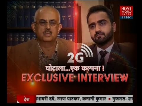 NWI Exclusive Talk With Vikash Singh,Former Additional Solicitor General Of India