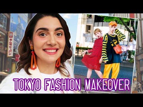 I Got A Tokyo Makeover