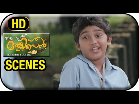 Philips and the Monkey Pen Malayalam Movie | Scenes | Vijay Babu Decides to Resign | Sanoop