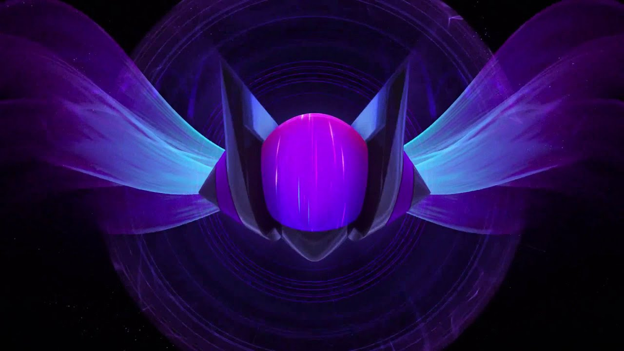 DJ Sona Animated Wallpaper Ethereal