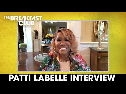 Patti Labelle Talks Friendship, Family + Recipes To Sing About
