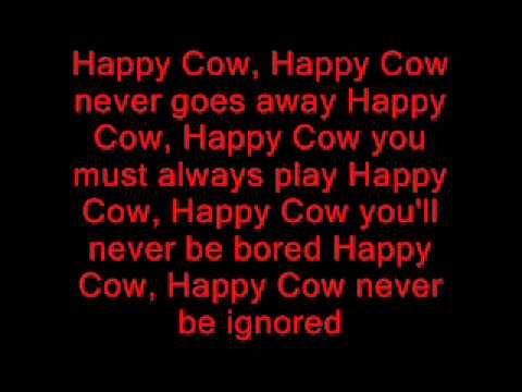 Smosh - Happy Cow Song Lyrics