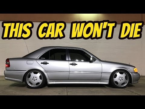 Here's Why Old Mercedes Live Forever