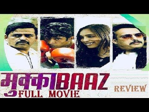 Mukkabaaz full movie review