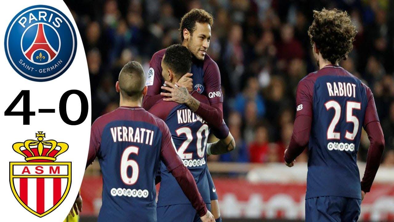 48+ Monaco Vs Psg 2018 Background | review terbaru