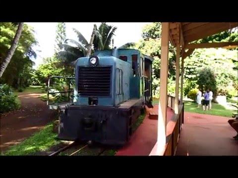 Hawaii Plantation Train