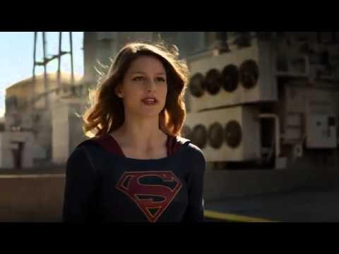 Supergirl T.V. show (Supergirl vs Vartox) 1
