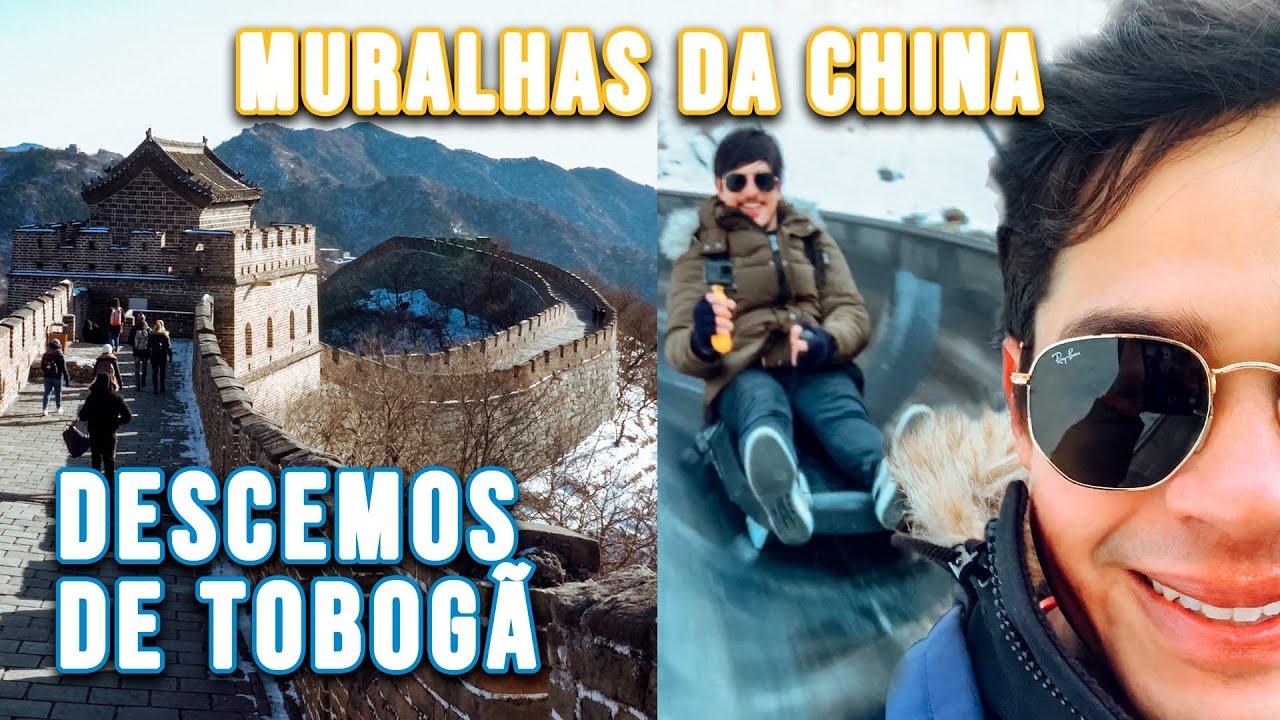 Como é visitar a Muralha da China - Não é caro viajar em Pequim