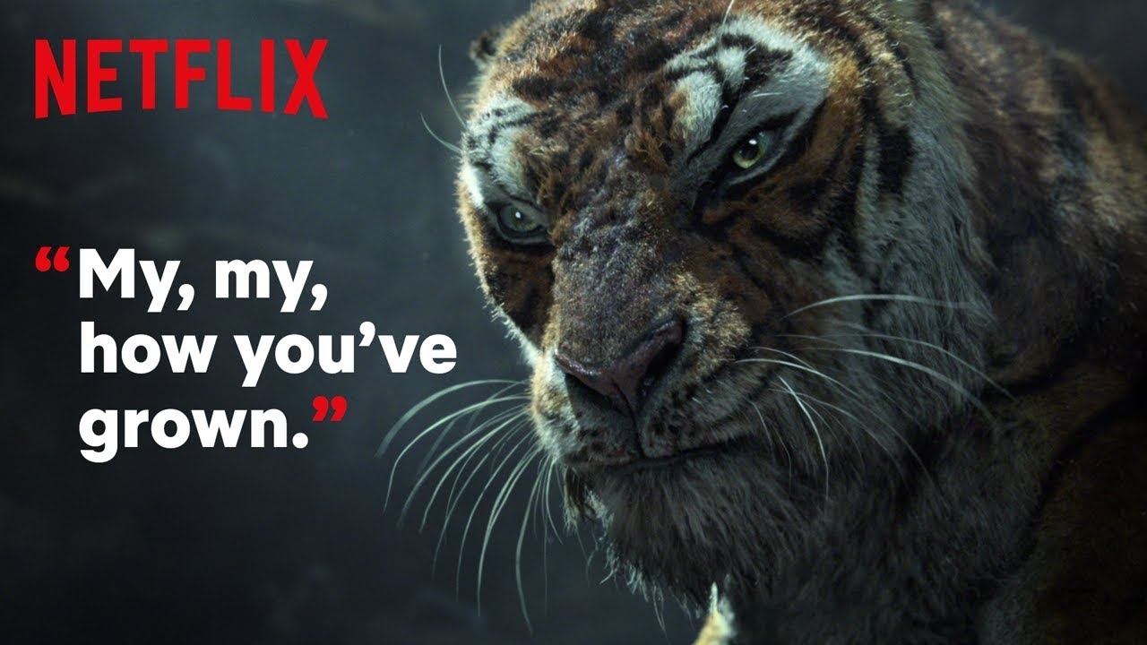 Download Mowgli: Legend of the Jungle | Clip: Shere Khan Traps Mowgli | Netflix