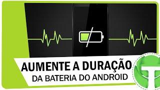 Como calibrar e prolongar o tempo de bateria do Android - SEM ROOT
