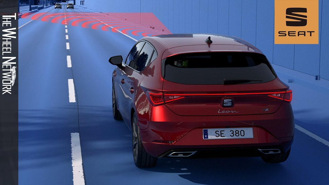 2020 Seat Leon Advanced Driver Assistance Systems  Adas