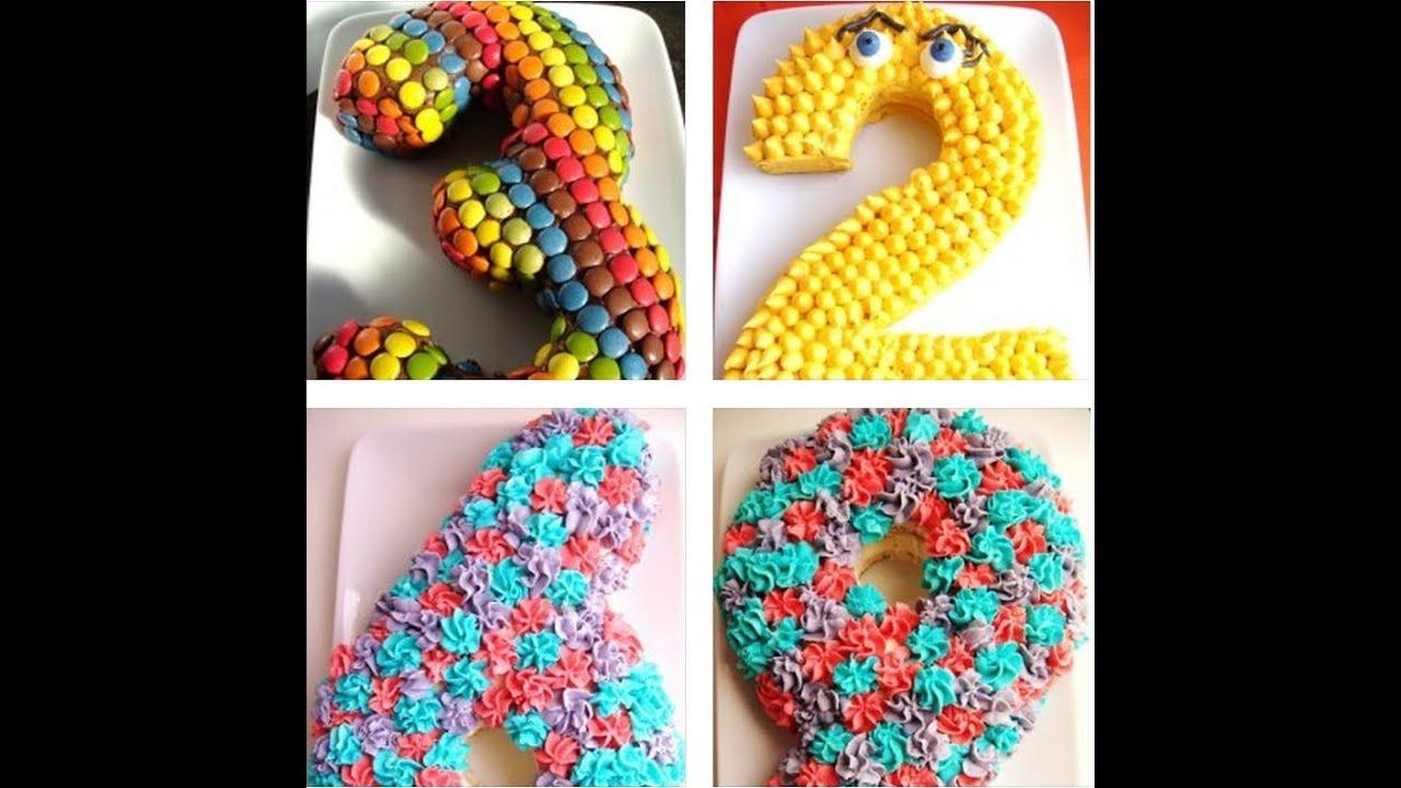 Como hacer tartas n mero 192 youtube for Formas de letras para cumpleanos