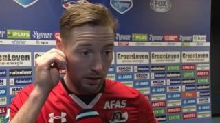 Video Gol Pertandingan SC Heerenveen vs AZ Alkmaar
