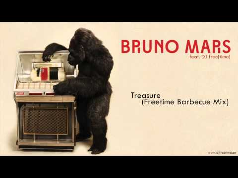 Bruno Mars - Treasure (Freetime Barbecue Mix)