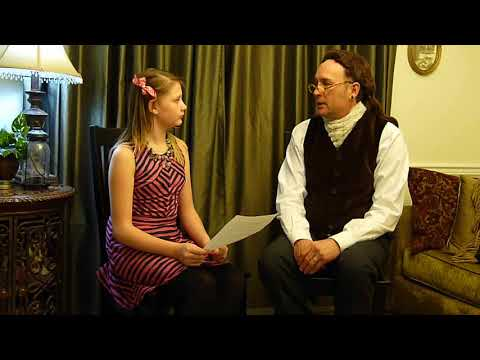 Ben Franklin Interview by Lilly Russell