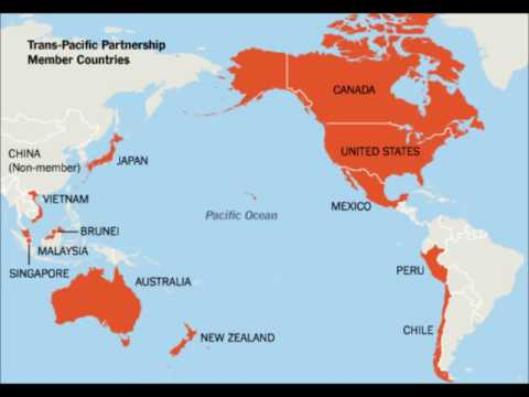 TPP Trans-Pacific Partnership – what is it? – An Introduction