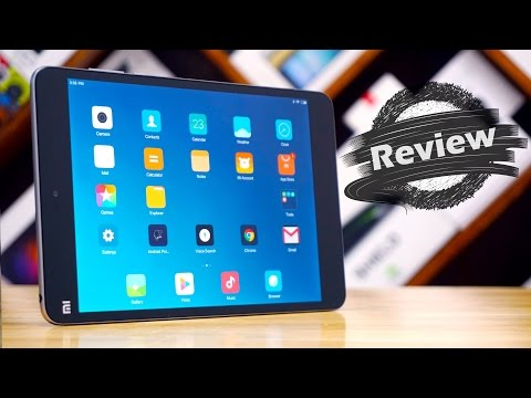 Xiaomi Mi Pad 2 Review ~1 Year Later!