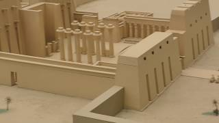видео Карнакский храм - крупнейший храмовый комплекс Древнего Египта