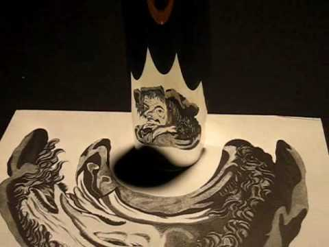 Anamorphic Illusion Art Youtube