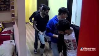 """رقصة خليجية على اغنية """"حلو حلو"""" في غرفة نوم الشباب - ستار اكاديمي 11 - 29/11/2015"""