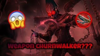 WEAPON POWER CHURNWALKER! - NEW META?? - Vainglory 3.8 (NA T10 3v3 Rank) - Twitch Highlight