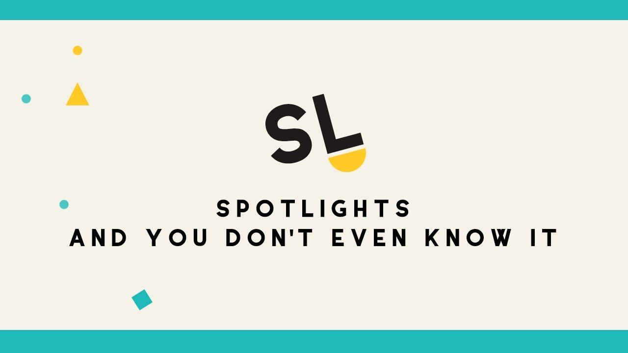 Spotlights on lockdown