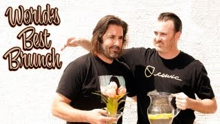 World's Best Brunch With Ed Templeton