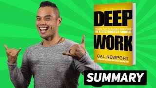 Download Deep Work By Cal Newport Summary