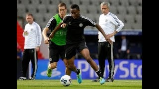 Mourinho believes Nigeria played Mikel out of position in Croatia's game