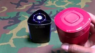 Gorilla Gadgets Obsidian Vibration Speaker - SUPER BASS