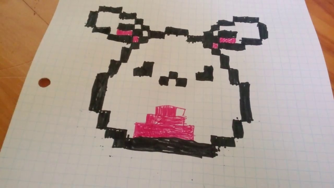 Lapin De Pâque Kawaii Pixel Art Youtube