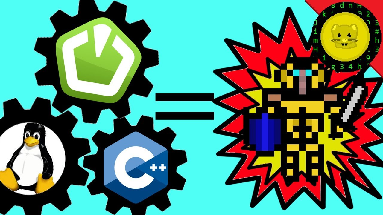 C++ SFML 2D Video Game Tutorial Part 22 | Setting up Linux SFML & C++ Using  the Linux Terminal