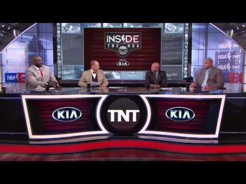 Inside the NBA Throwback | Inside the NBA | NBA on TNT